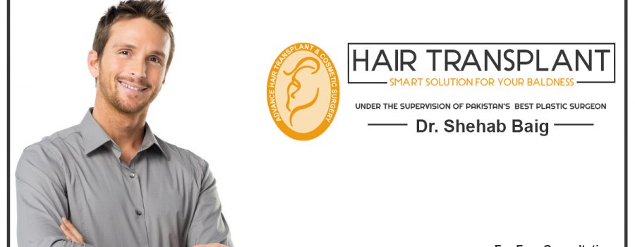 Myth about Hair Transplant | Hair Transplant in Karachi